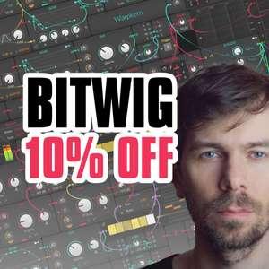 Bitwig Studio 10% off Deal