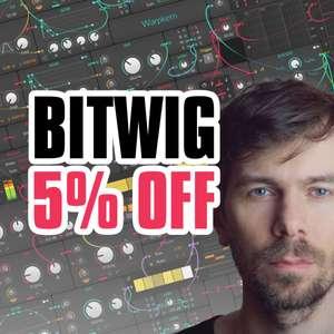Bitwig Studio 5% off Deal